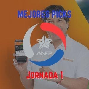 Betsson Chile Jornada 1 ANFP