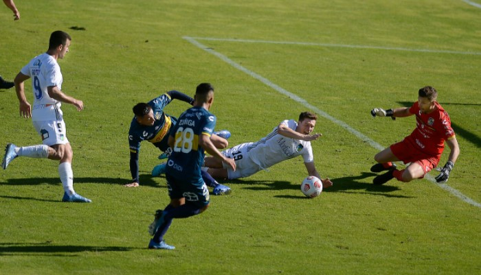Betsson Chile y Everton frente a OHiggins