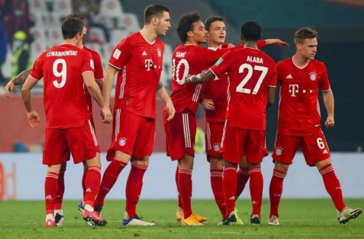 Betsson Chile Bayern