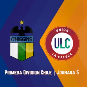 Betsson Chile O´Higgins vs La Calera