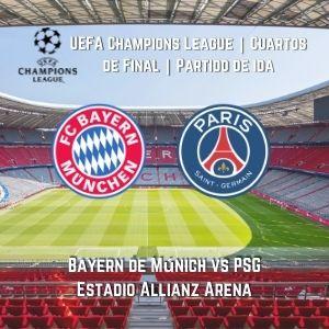 Betsson Chile PSG Bayern