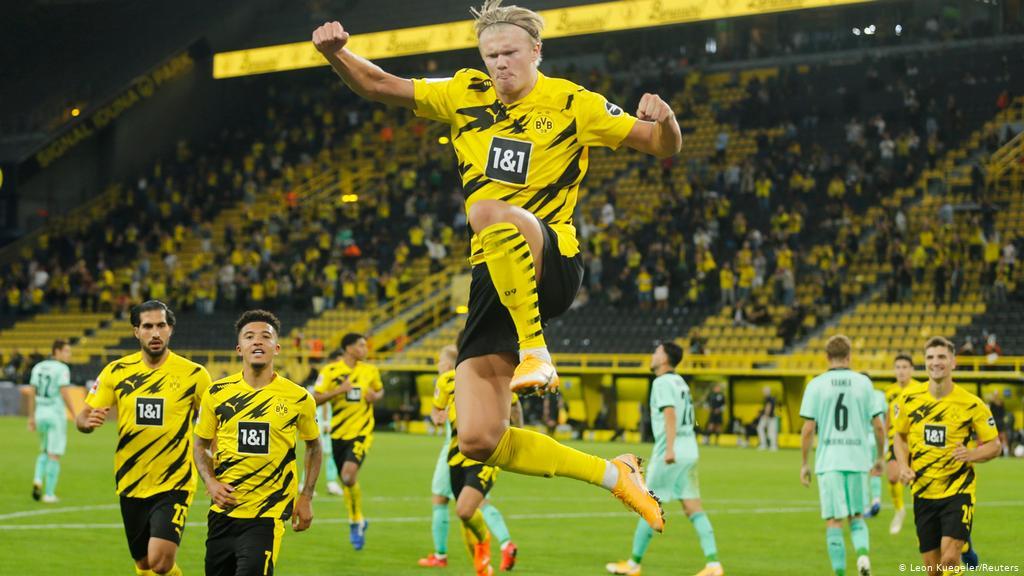Betsson Chile Dortmund Haaland