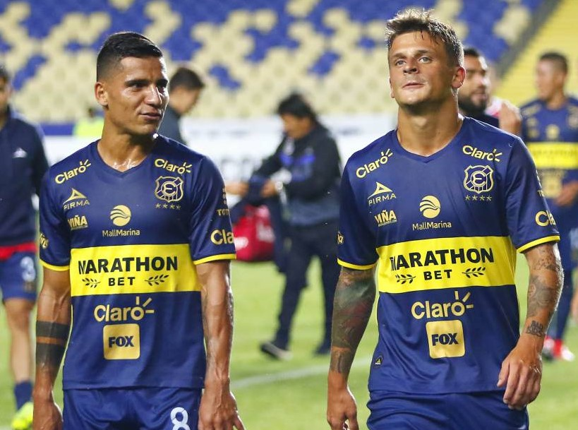 Betsson Chile Everton