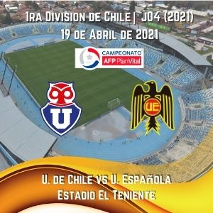 betsson chile uch vs ues