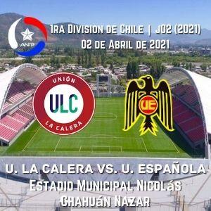 Betsson Chile y U. La Calera vs. U. Española