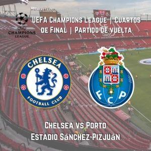 Betsson Chelsea Porto