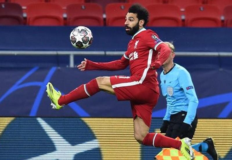 Liverpool Betsson Chile Salah
