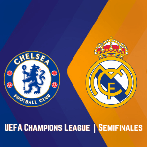 Betsson Chile Chelsea vs Real Madrid