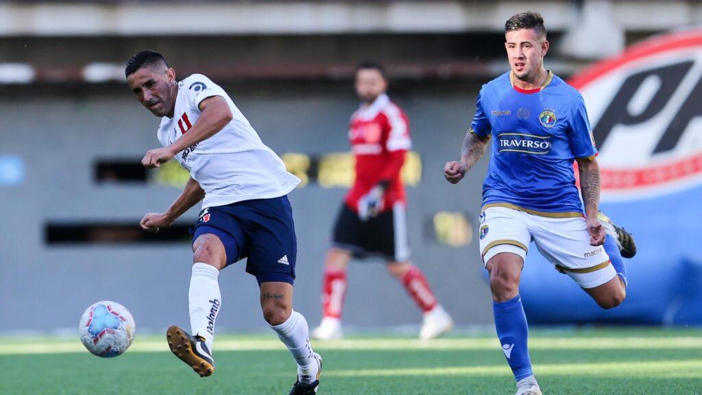 Betsson Chile Primera División Audax Italiano vs U de Chile