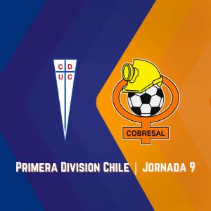 Betsson Chile Primera División Universidad Católica Cobresal