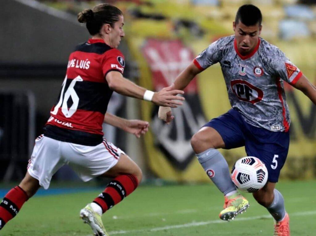 Betsson U la Calera vs Flamengo
