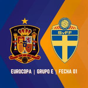 Apostar en Eurocopa España vs Suecia en Betsson Chile