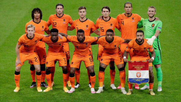Betsson App Selección Países Bajos Eurocopa 2021