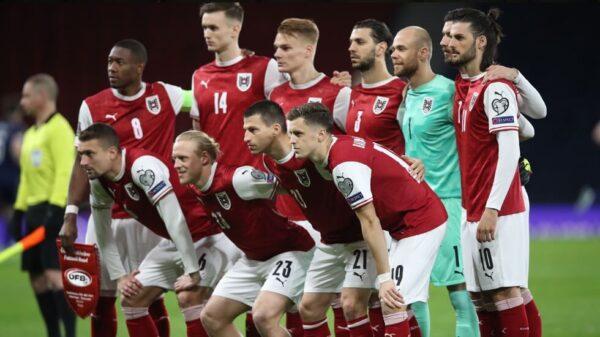 Betsson App Selección Austria Eurocopa 2021