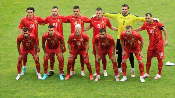 Betsson App Selección Macedonia Eurocopa 2021