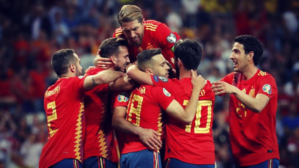 Selección de España