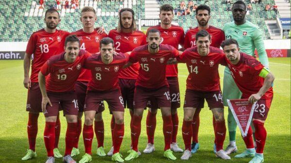 Betsson App Selección Suiza Eurocopa 2021