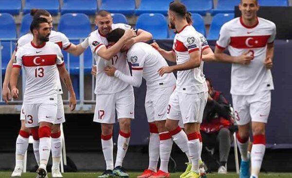 Betsson App Selección Turquía Eurocopa 2021