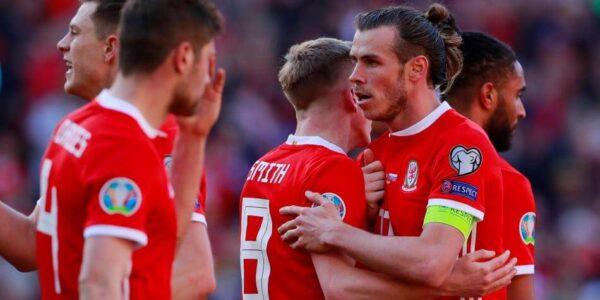 Betsson App Selección Gales Eurocopa 2021