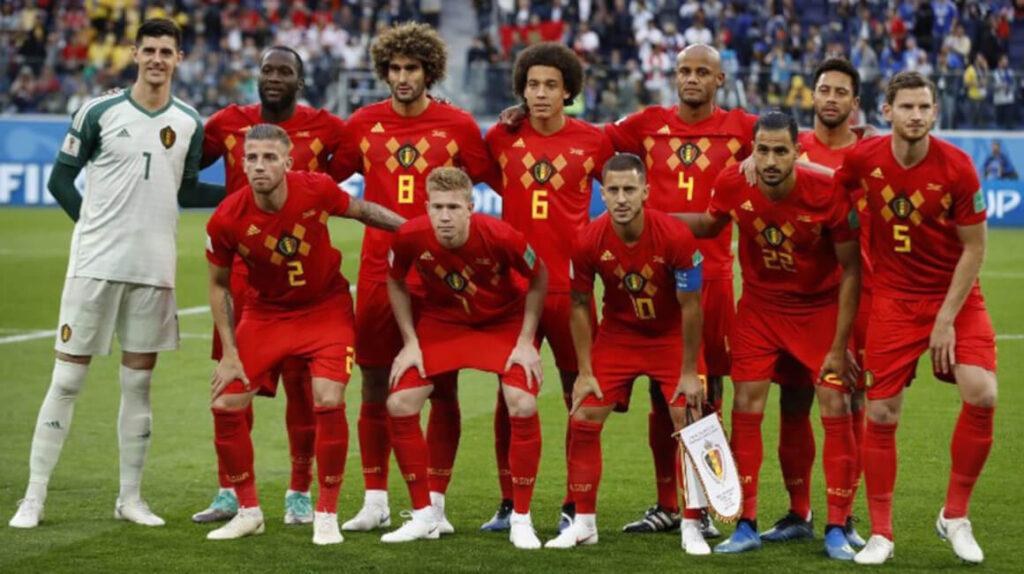 Betsson App Selección Bélgica Eurocopa 2021