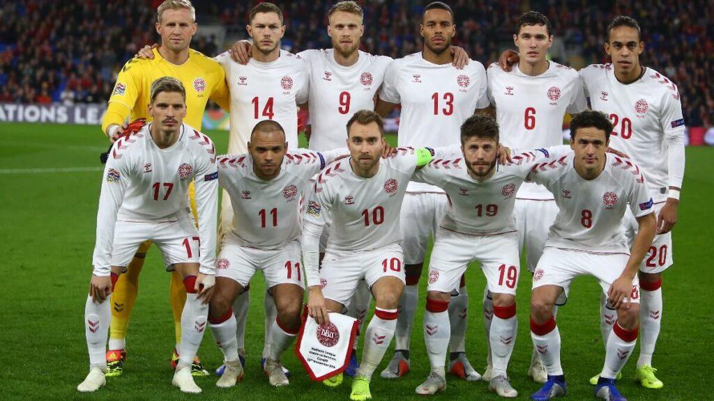 Betsson App Selección Dinamarca Eurocopa 2021