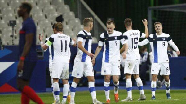 Betsson App Selección Finlandia Eurocopa 2021