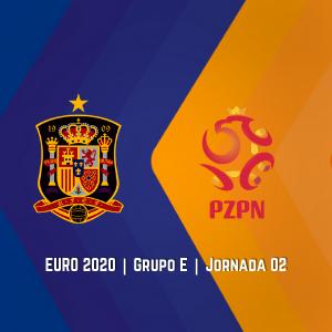 Apostar en Eurocopa España vs Polonia en Betsson Chile