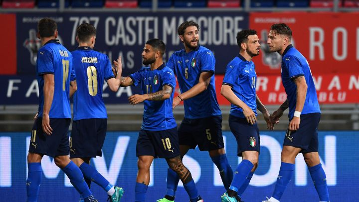 Betsson: Selección de Italia