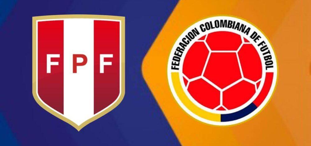 Colombia vs. Perú