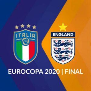 Final Italia vs. Inglaterra