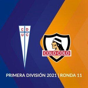 Universidad Católica vs. Colo Colo