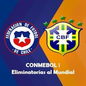 Chile vs Brasil destacada