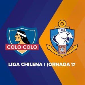 Betsson Chile Colo Colo vs Antofagasta destacada