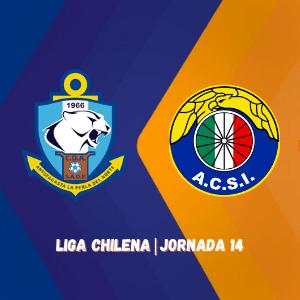 Antofagasta vs Audax Italiano