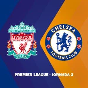 Liverpool vs Chelsea destacada