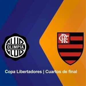 Betsson Chile Olimpia Vs Flamengo
