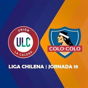 Betsson Chile U La Calera vs Colo Colo Imagen destacada