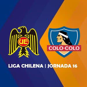 Unión Española vs Colo Colo destacada