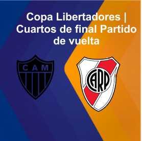 Betsson Chile Atlético MG Vs River Plate