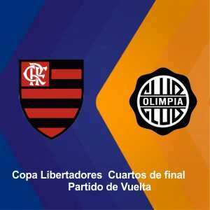 Betsson Chile Flamengo Vs Olimpia