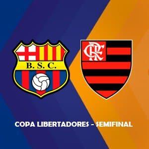 Barcelona SC vs Flamengo destacada