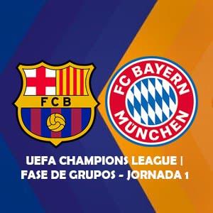 Barcelona vs Bayer Múnchen destacada