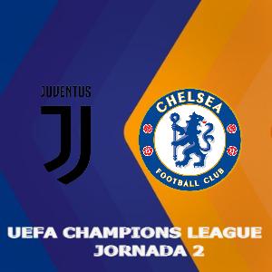 Juventus vs Chelsea apuestas Betsson Chile