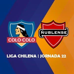 Colo Colo vs Ñublense destacada