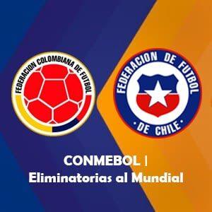 Colombia vs Chile destacada