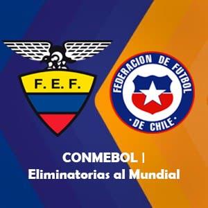 Ecuador vs Chile destacada