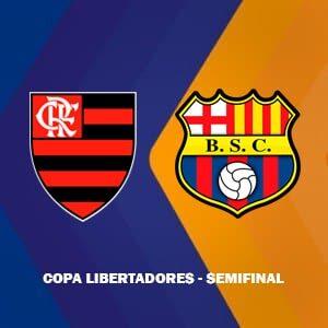 Flamengo vs Barcelona SC destacada