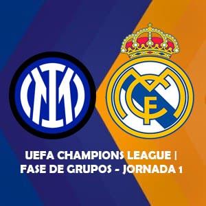 Inter vs Real Madrid destacado