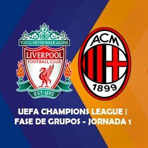 Liverpool vs AC Milan destacada