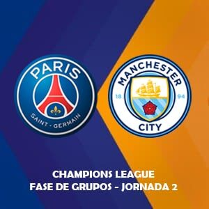 PSG vs Manchester City destacada